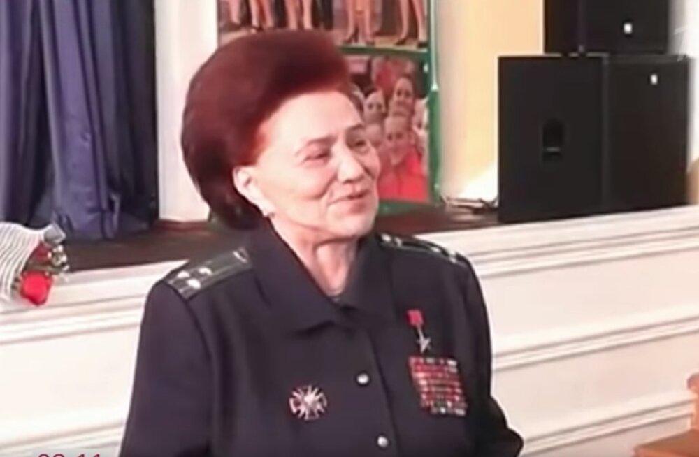Умерла летчик-испытатель Марина Попович