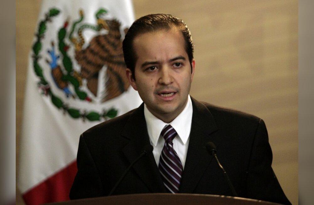 """Mehhikos vahistati üks võimsamaid narkoparuneid hüüdnimega """"Pärdik"""""""