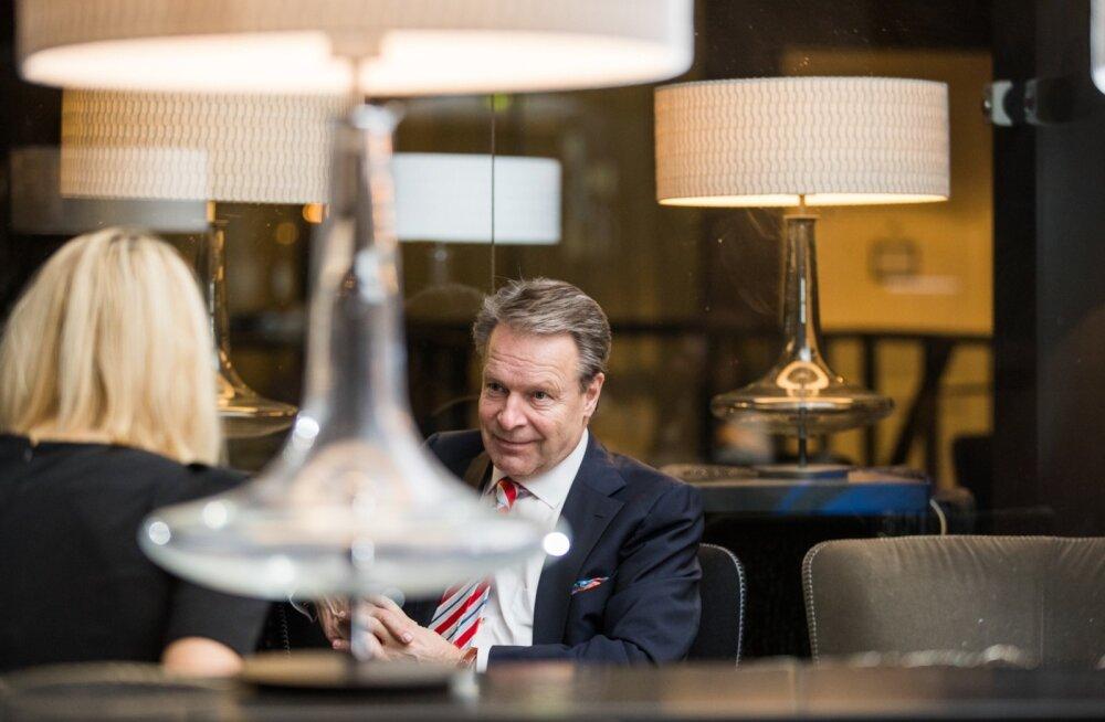 Ilkka Kanerva kinnitas Eesti Päevalehele, et Soome ja NATO teevad head koostööd.