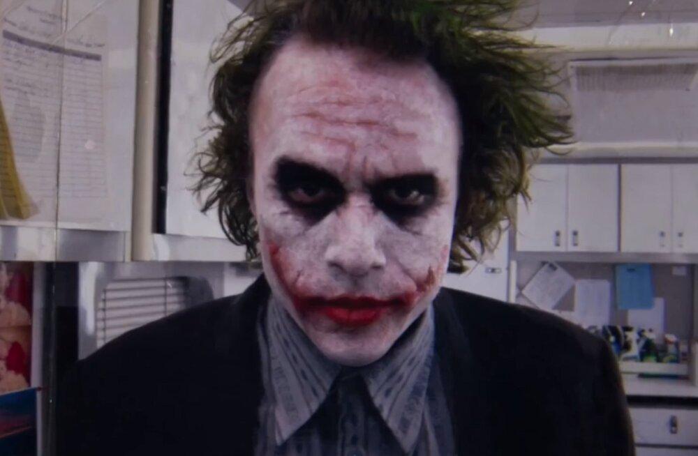 Varalahkunud Heath Ledger oli valmis veel korra Jokkerit kehastama