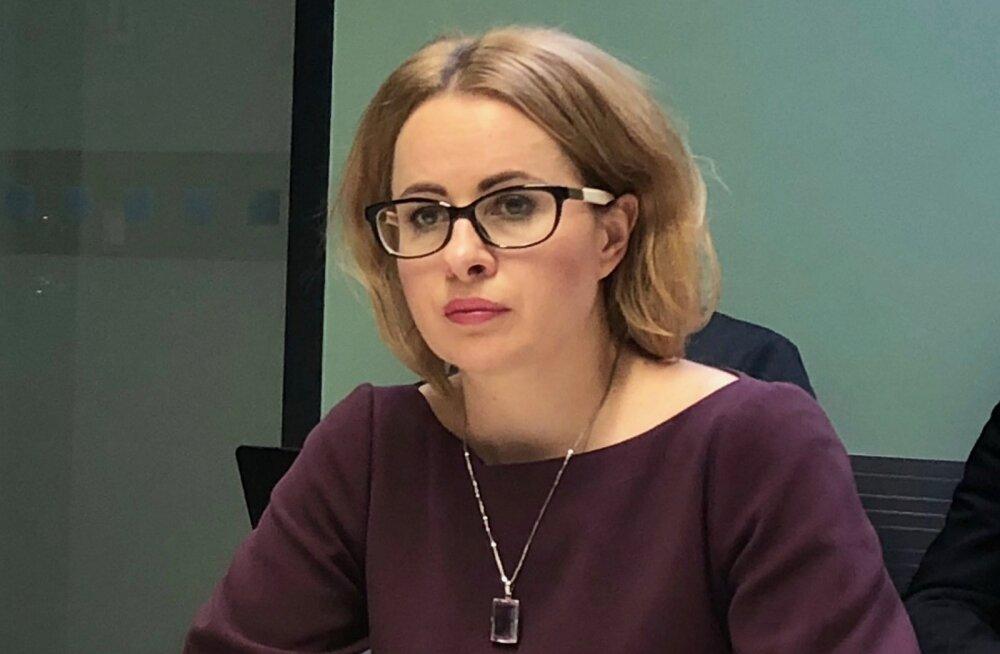 Посыл избирательного списка Партии реформ: русских в Эстонии попросту нет