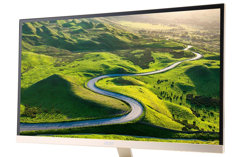 Uusi huvitavaid monitore: nutiseadme laadimine ja sisu peegeldamine, USB Type-C...