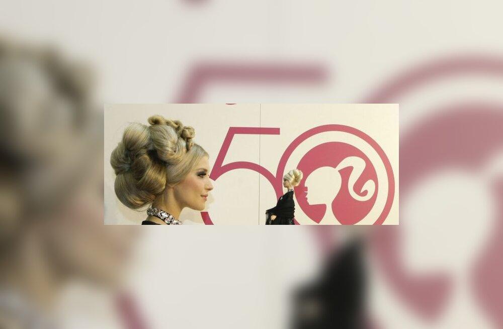 Barbie sai 50aastaseks (VIDEO)
