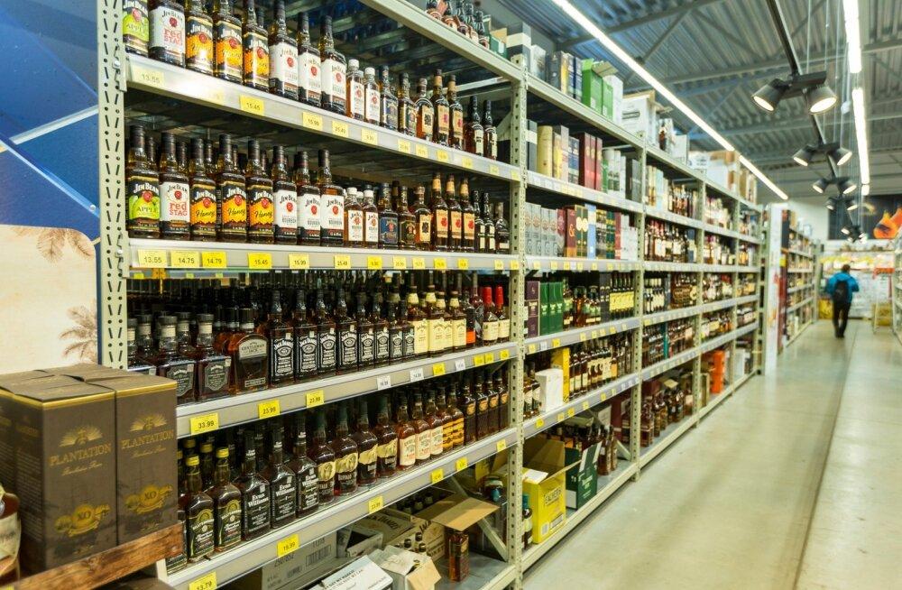 Nukraks tegev fakt: eestlased kulutavad Euroopa Liidus alkoholi peale kõige rohkem