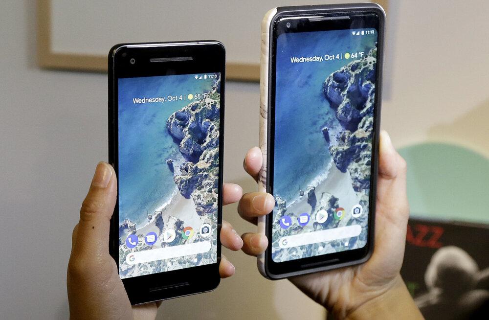 Смартфон без излишеств: что особенного в Pixel 2 и Pixel 2 XL от Google