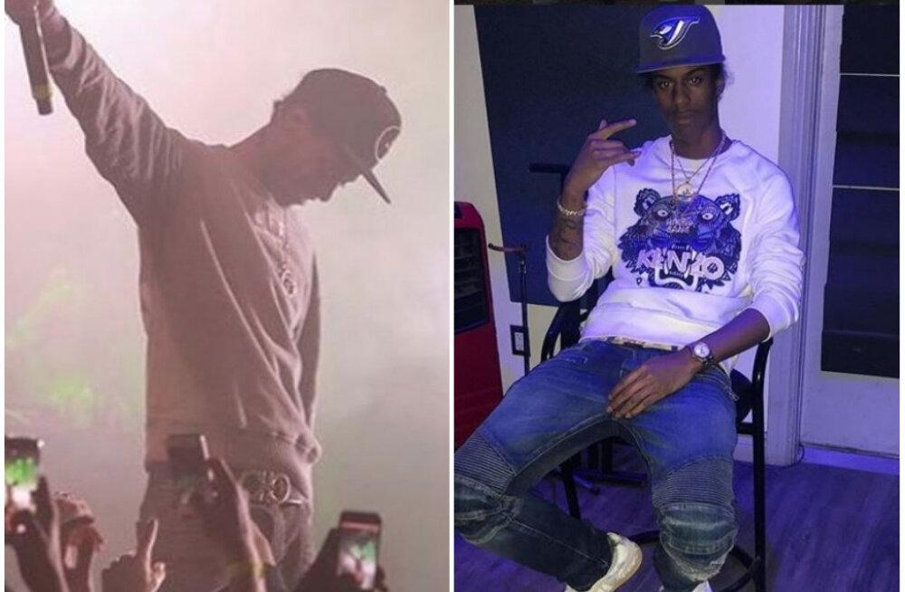 Kanadas tulistati surnuks 21-aastane räppar Smoke Dawg
