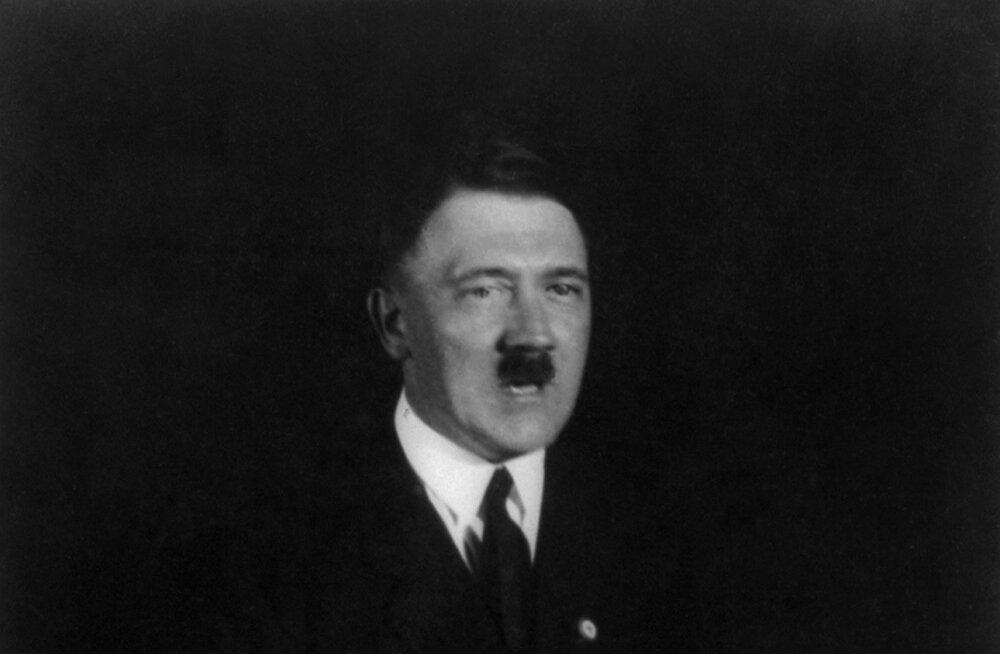 RÕLGE MEENUTUS: Saksa näitlejatari sõnul sai Adolf Hitler prantsuse sõdurite surma nähes orgasmi