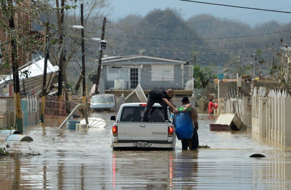 Puerto Rico orkaan
