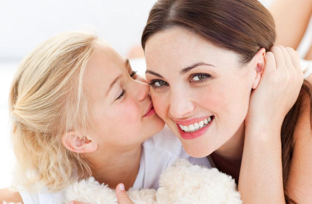 Naisest emaks ja emast naiseks: enne emaks saamist õpi end tundma naisena