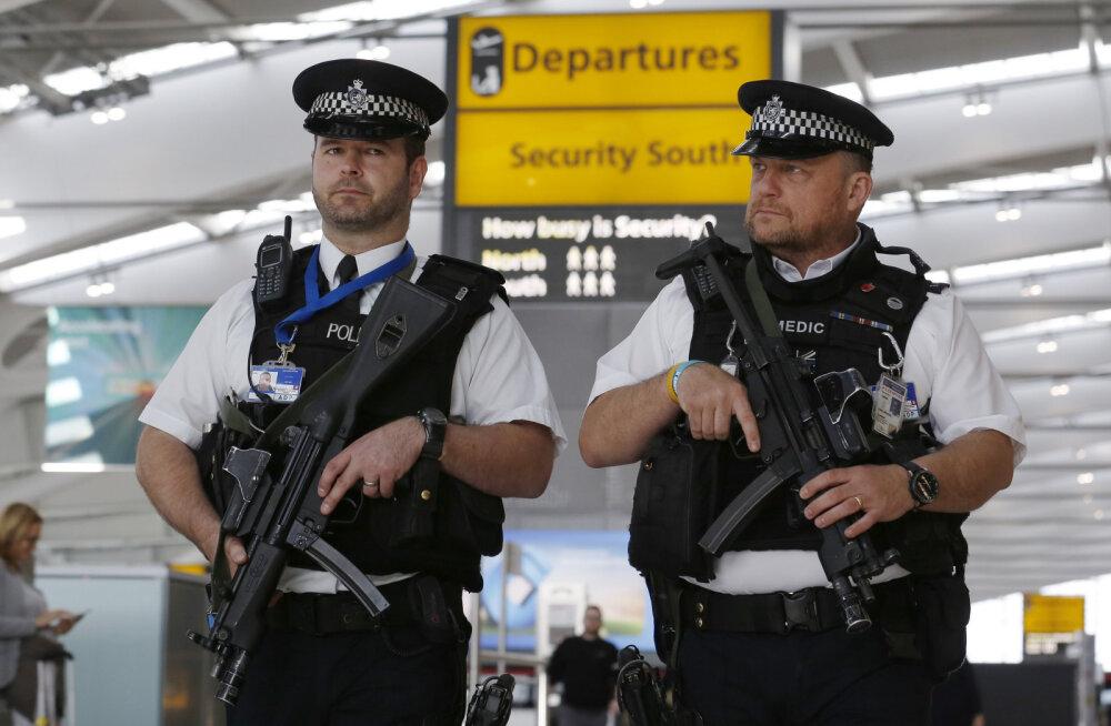 Londonis peeti terrorikahtlusega kinni Soome kodanik