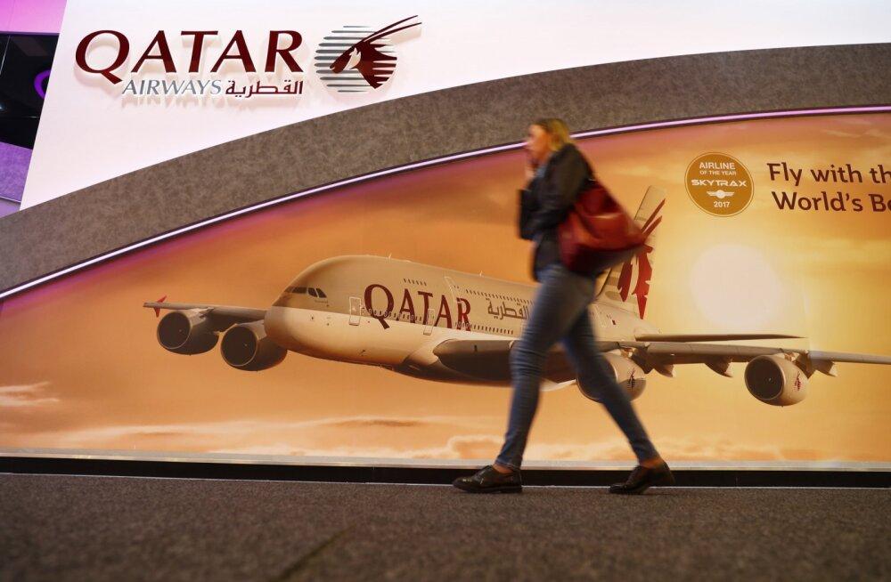 Qatar Airways hakkab Tallinna lendama