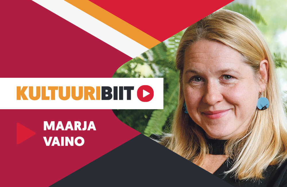 KULTUURIBIIT | Tallinna Kirjanduskeskuse juhi Maarja Vaino playlist