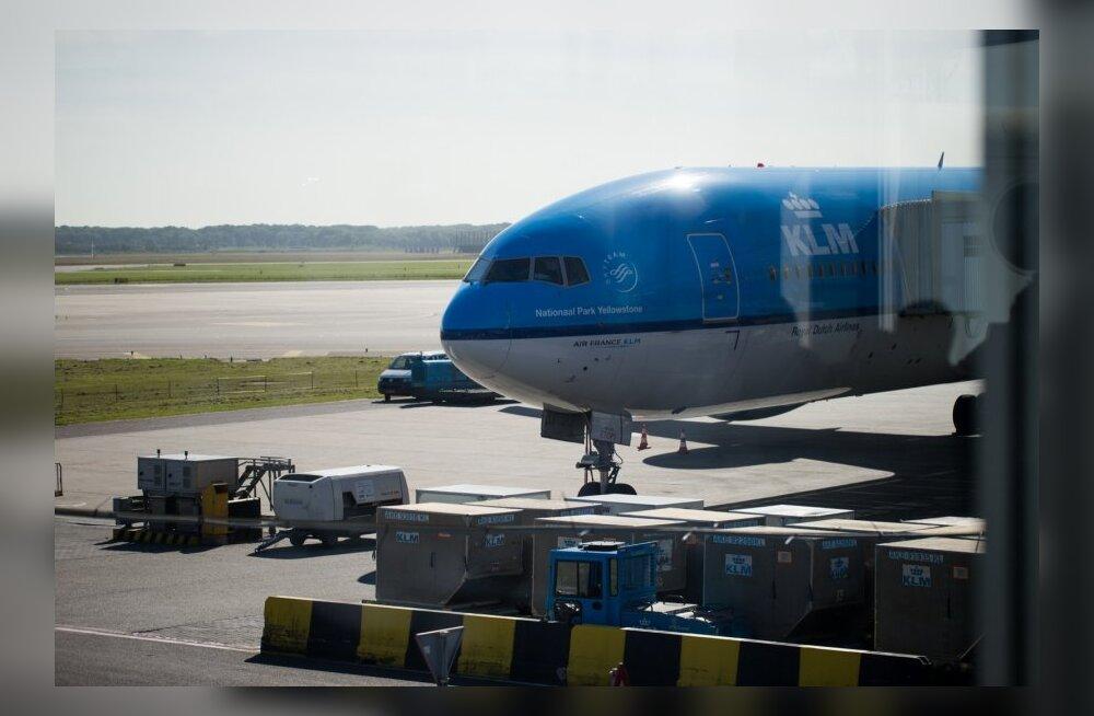 Met MLAT vliegtuigen volgen