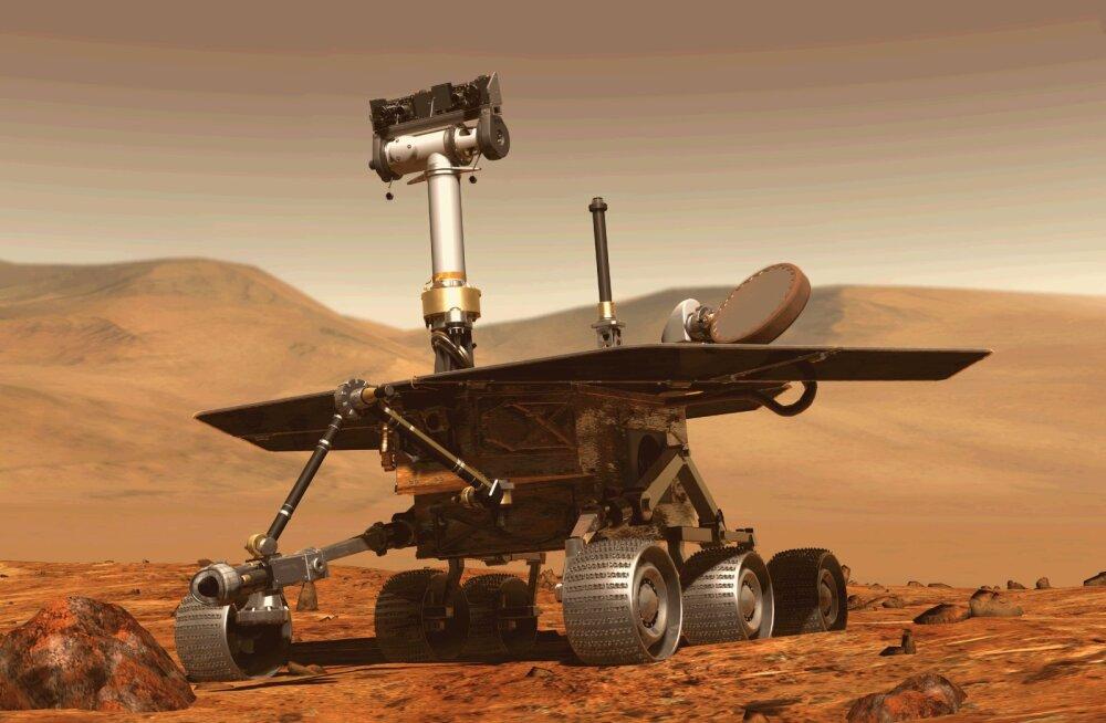 5000 päeva Marsil: kulgur Opportunity tähistas laupäeval omamoodi juubelit