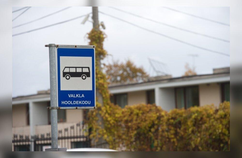 Очередной случай насилия в Доме попечения Валкла: четверо клиентов подрались
