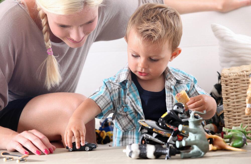 Pane tähele, need 14 tegurit kahandavad sinu lapse enesehinnangut