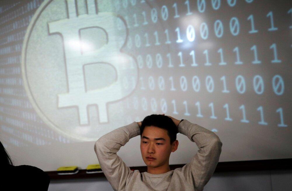 Bitcoin visatakse huntide ette