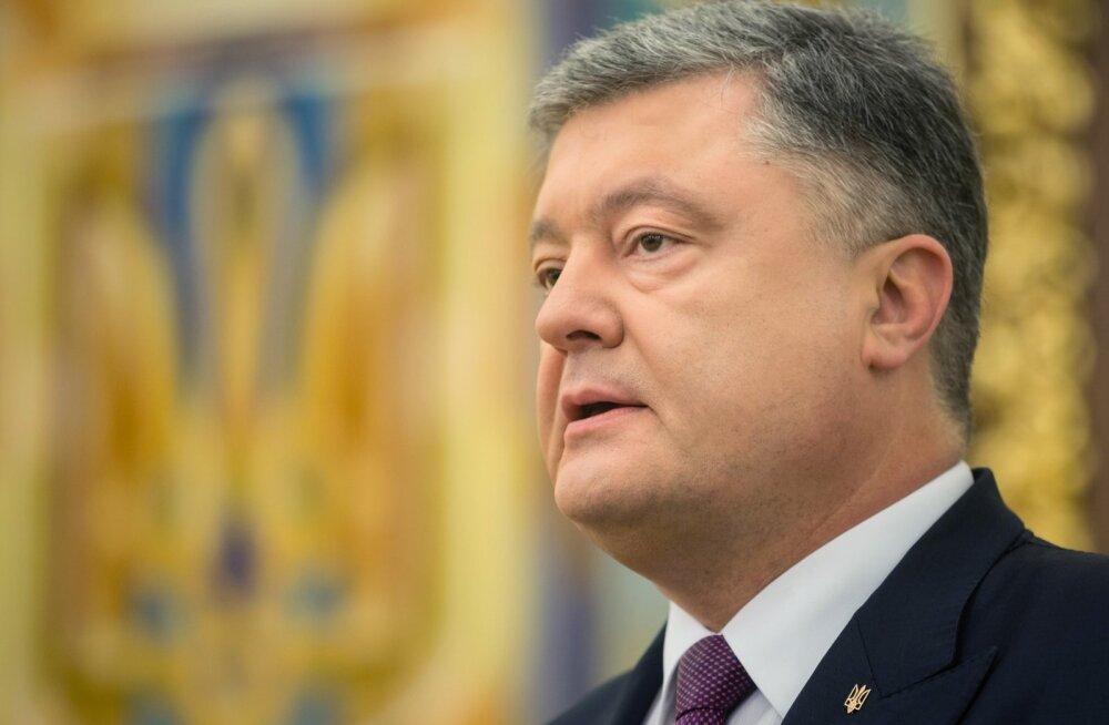 Порошенко объявил год энергетической независимости Украины