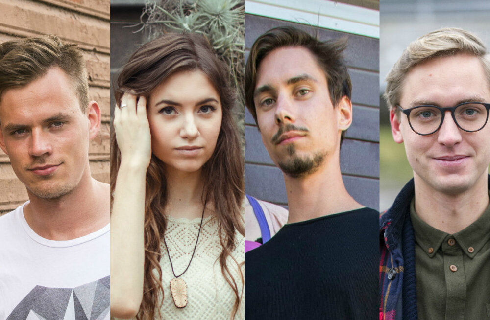 Aita omadel tuul tiibadesse saada: Eesti muusikud osalevad rahvusvahelisel laulukirjutajate konkursil