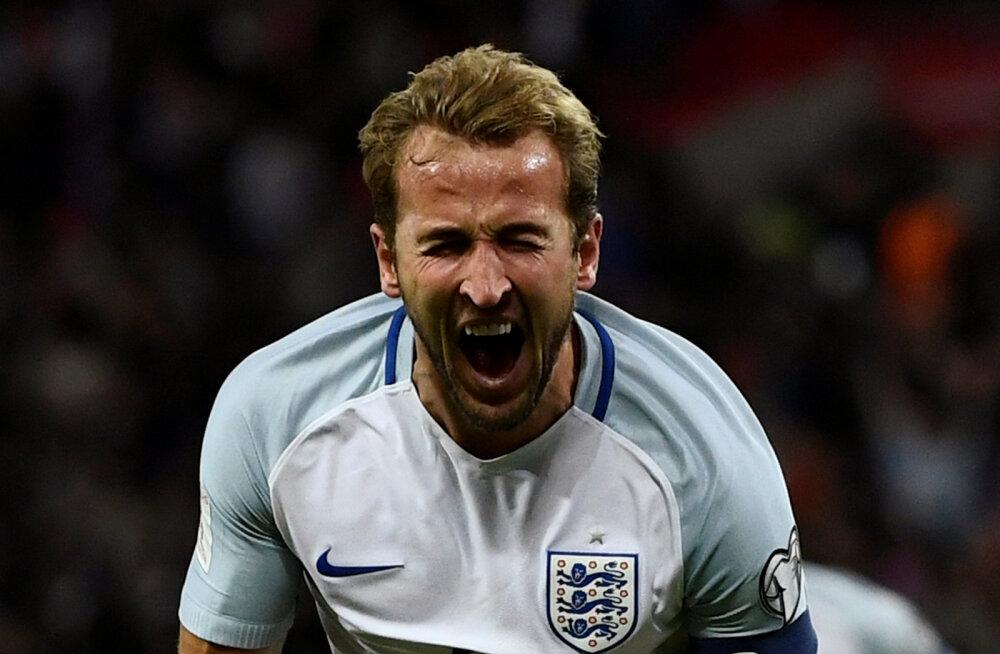 VIDEO   Inglismaa ja Saksamaa kindlustasid MM-i pileti