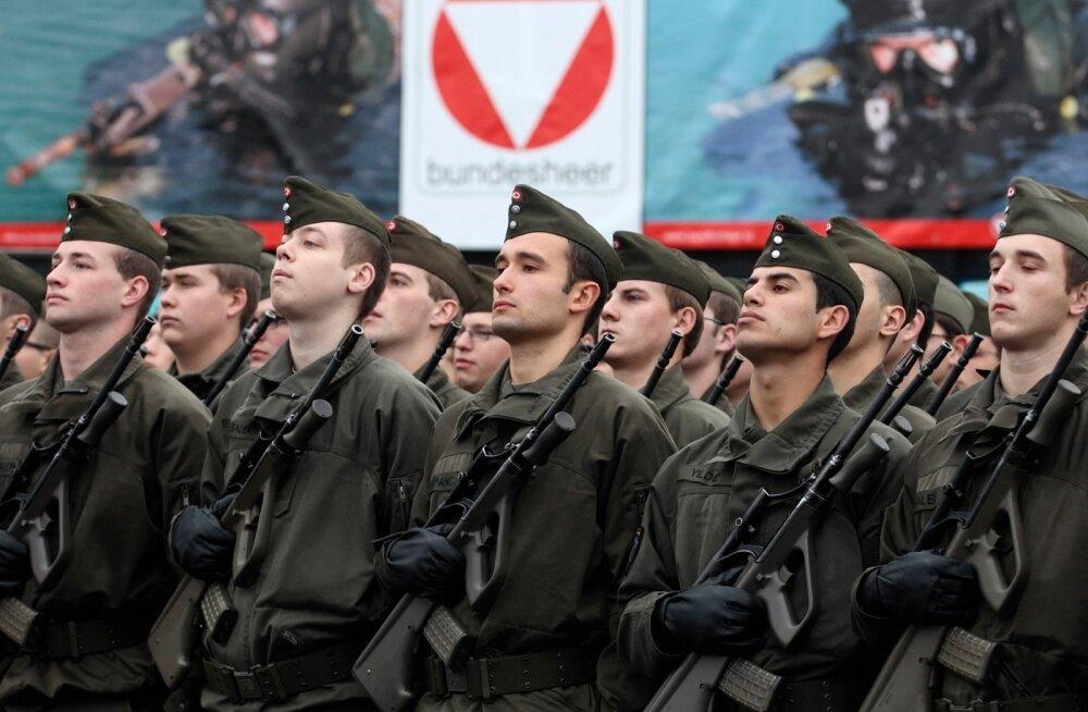 Austrias kahtlustatakse armee ohvitseri 20 aasta jooksul Venemaa heaks spioneerimises