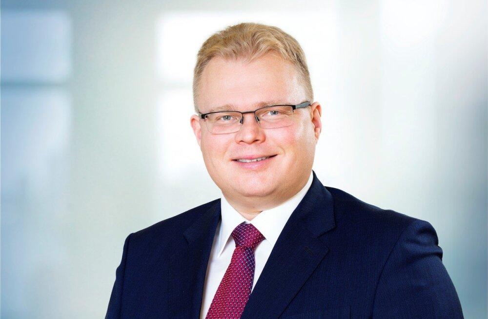 Eesti Gaasi juhatus sai uue liikme