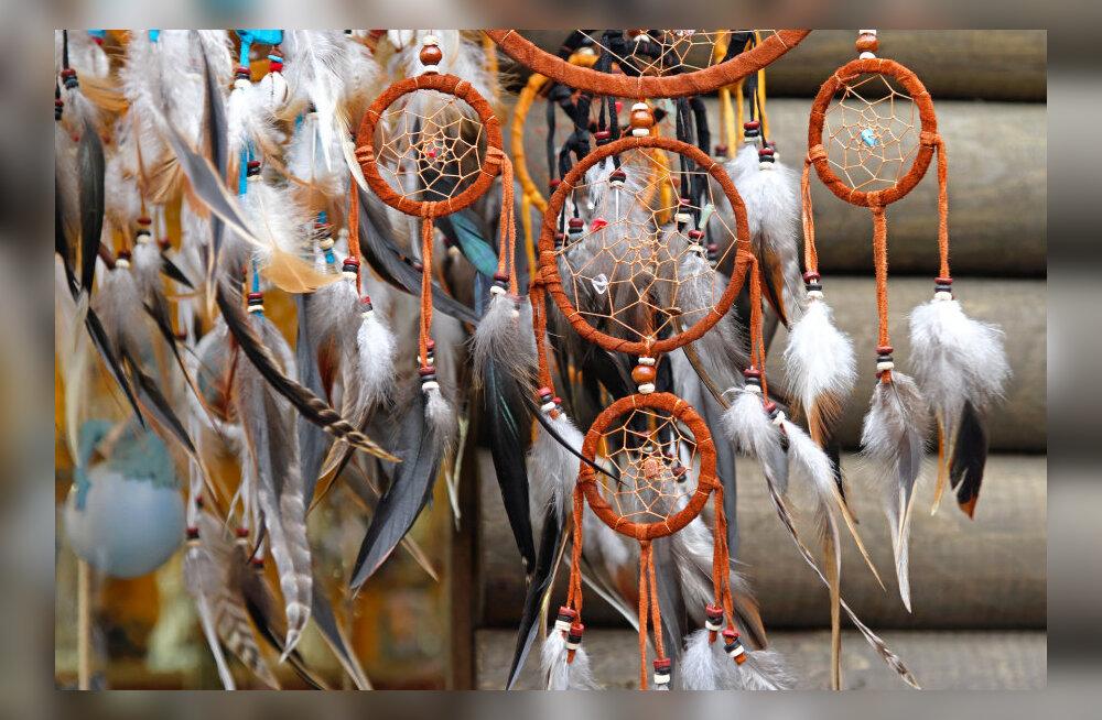 Maagilised talismanid I: hobuseraud, unenäopüüdja, viipav kass ja elevant
