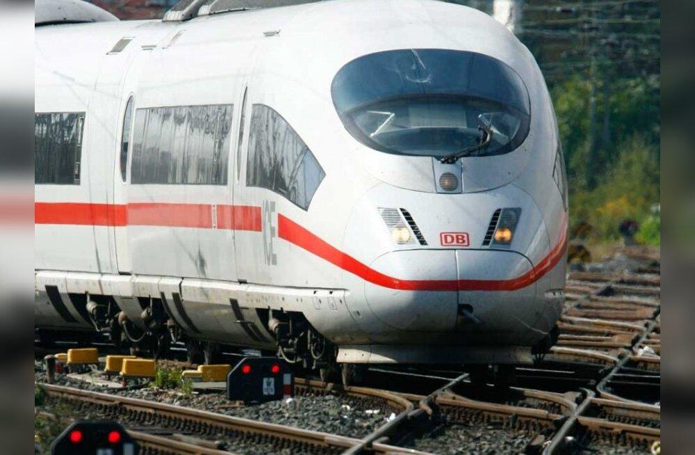 Rail Baltic: Eesti võttis julge otsusega initsiatiivi