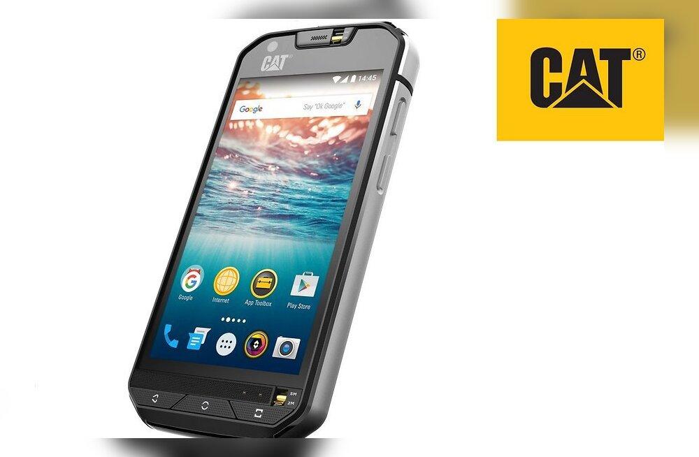 Forte minitesti tulemused teada: kes võitis vastupidava telefoni Cat® S60?