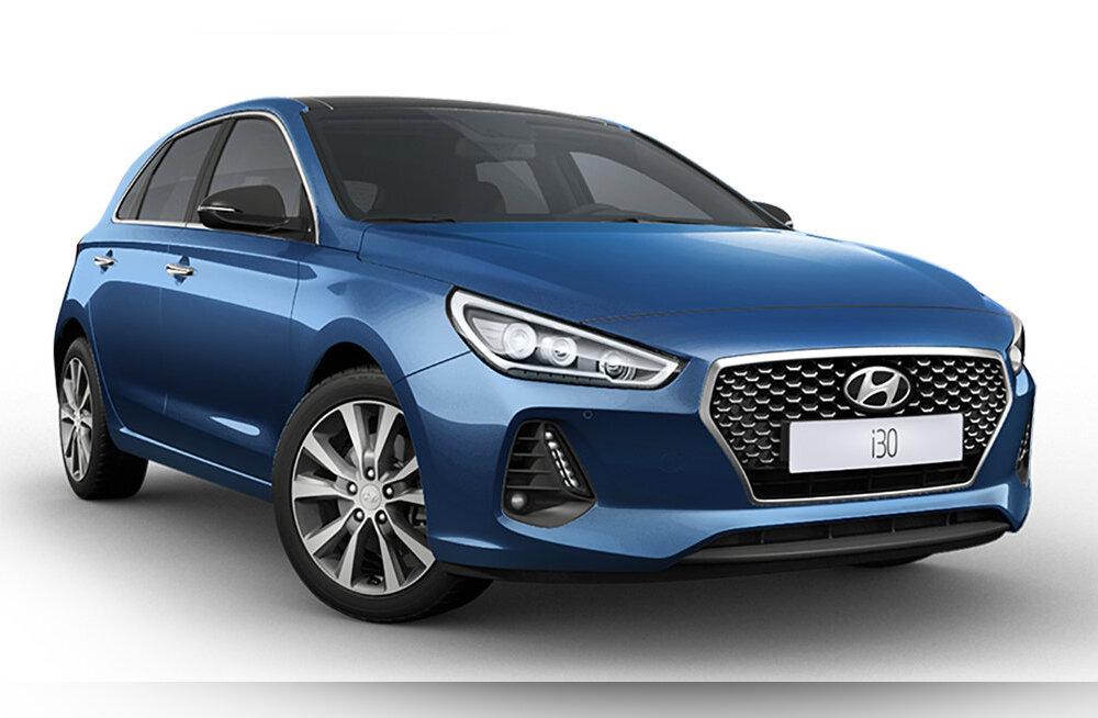PROOVISÕIT: Uus Hyundai i 30. Kas mängureeglite muutja?