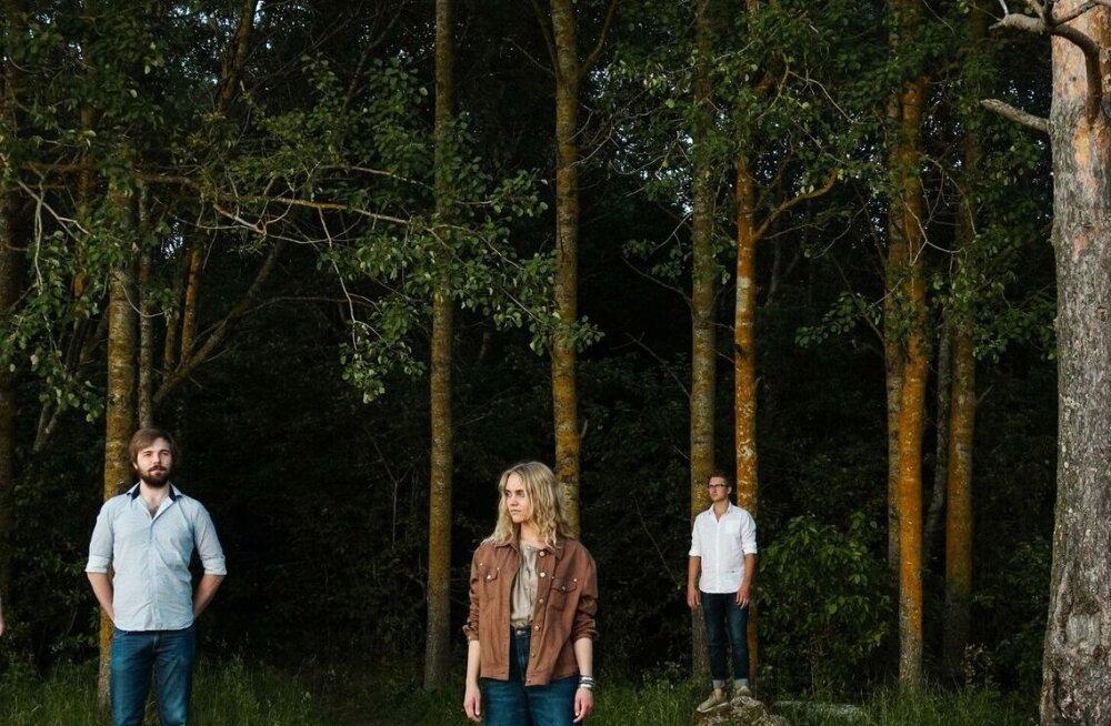 "Neo-soul ansamblil Alfa Collective ilmus debüütalbum ""Canvas"""