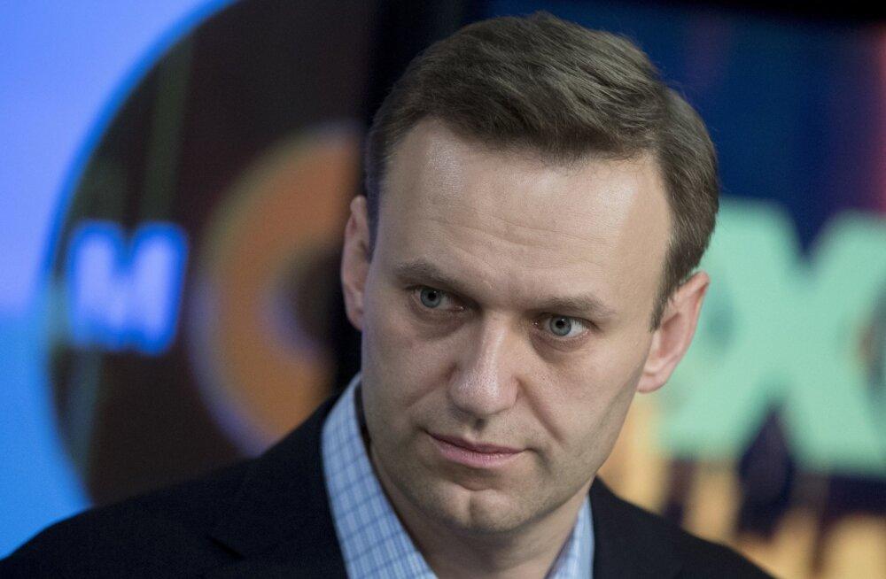 Navalnõi kaebas tema presidendivalimistele mittelubamise seaduslikuks tunnistanud kohtuotsuse edasi