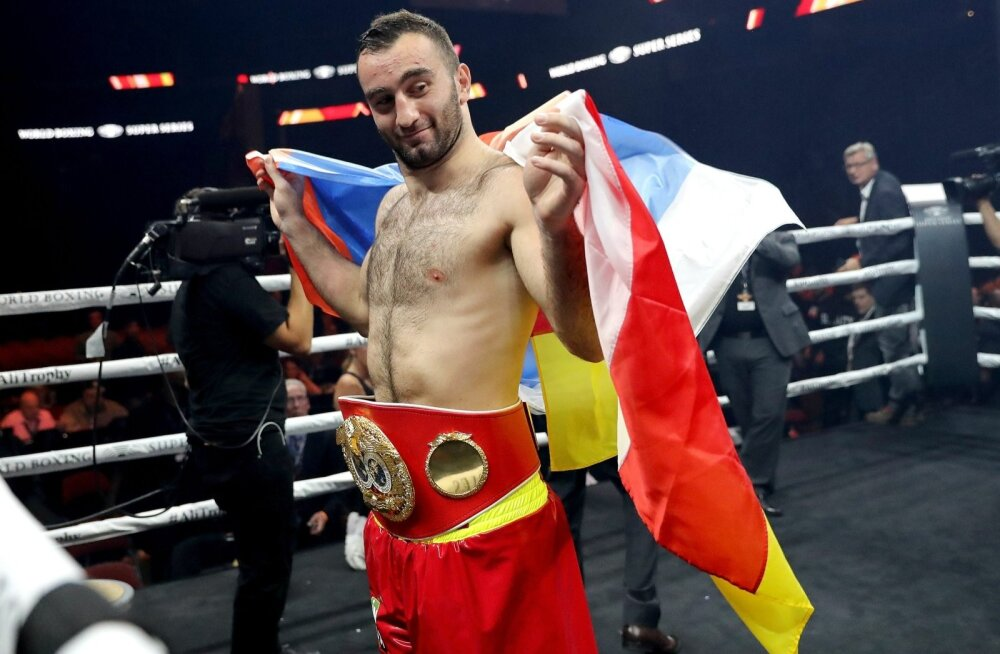 Võidukas Murat Gassiev.