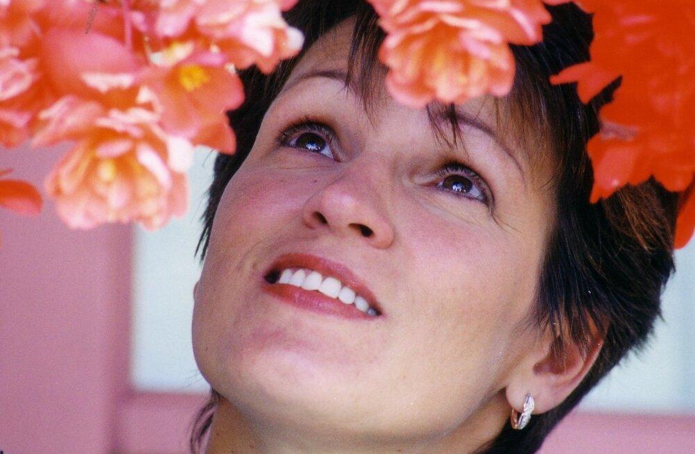 Erika Salumäe, 2004