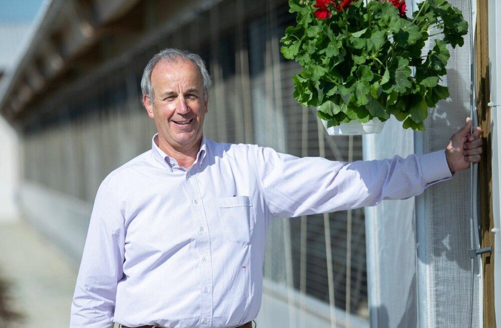 Alfred Heinzel on investeerinud Eesti põllumajandusse kümme miljonit eurot.