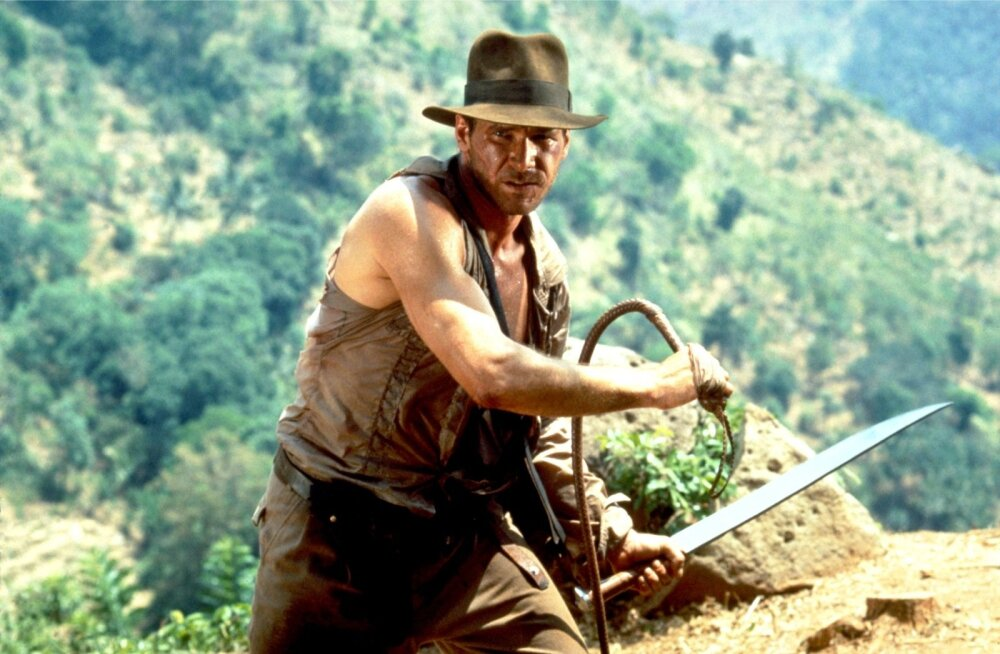 Indiana Jones ja hukatuse tempel, 1984