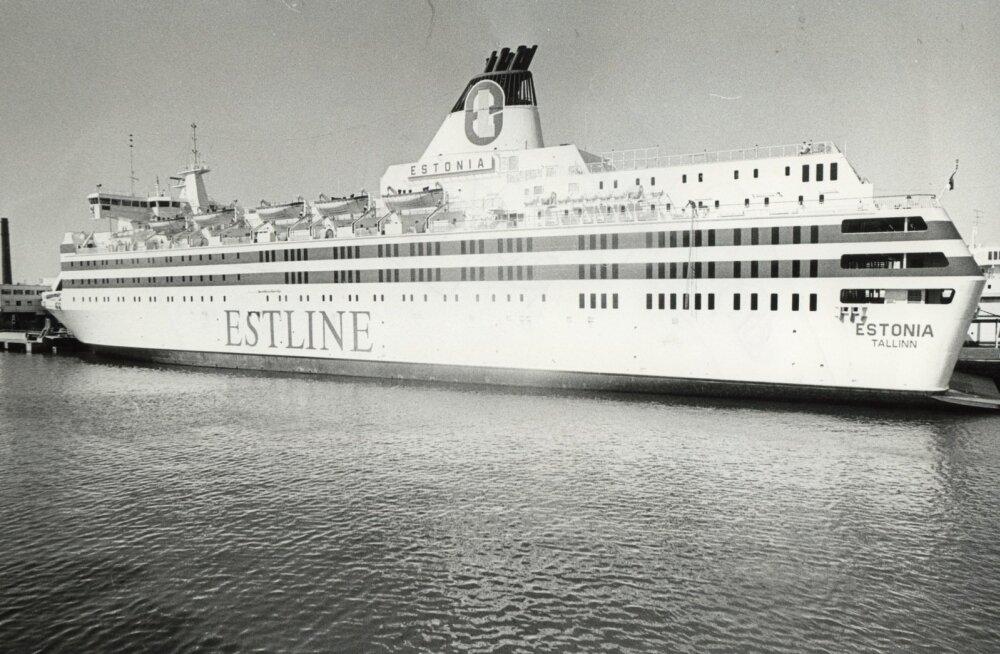 FAKTIKONTROLL | Kas hukkunud parvlaev Estonia kaeti uurimise takistamiseks betooniga?
