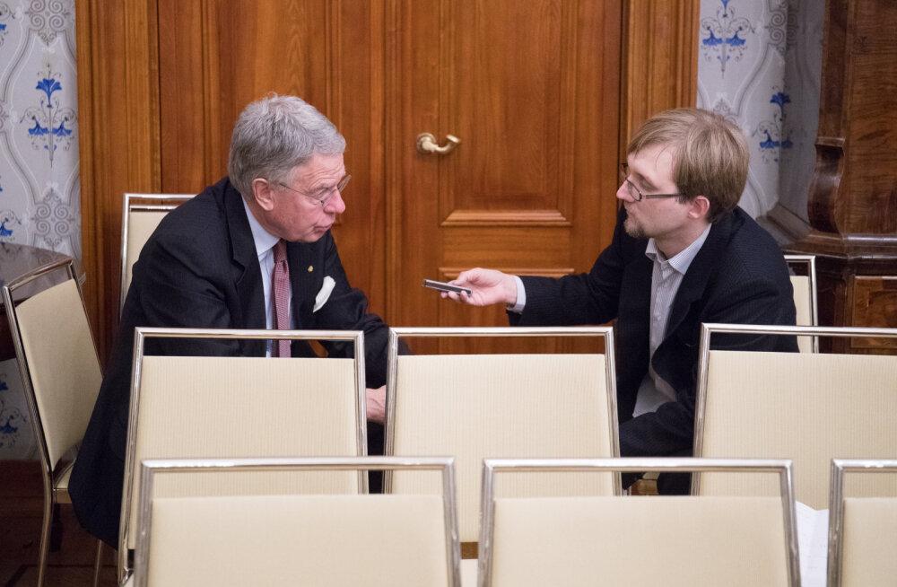 HOMSES PÄEVALEHES: Soome endine suursaadik Moskvas: kui me liituksime NATO-ga, siis Venemaa reageeriks ja tekiks kriis