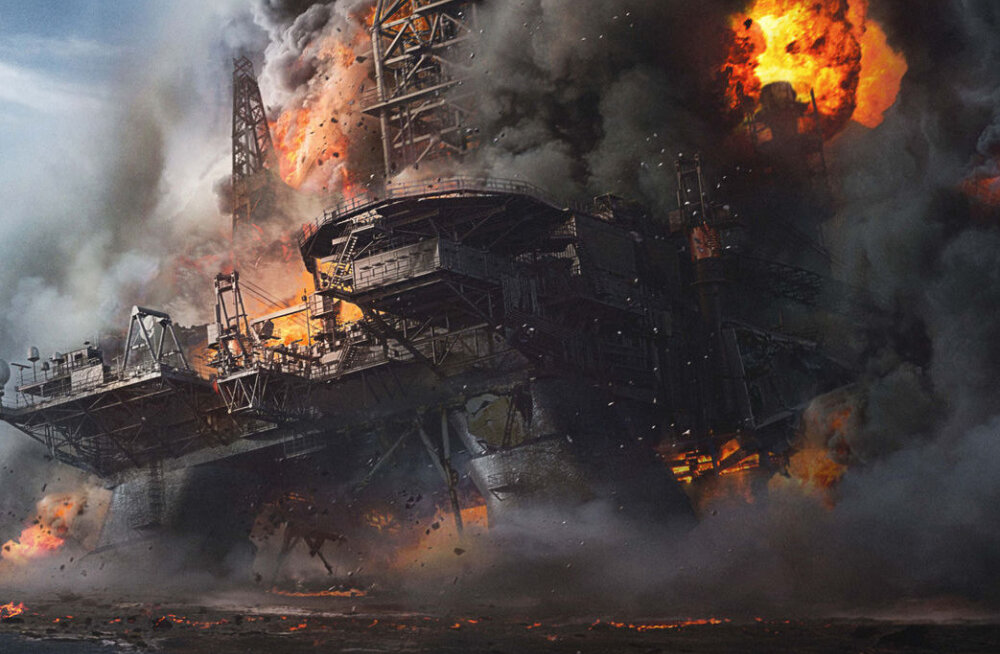 Deepwater Horizon: ajaloo suurim naftakatastroof