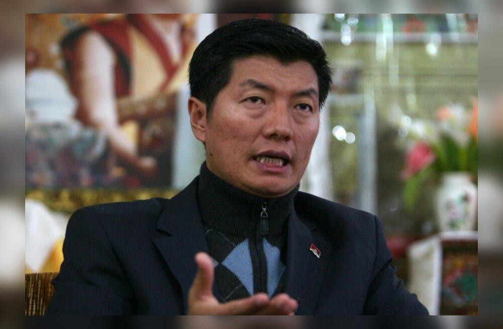 Tiibeti eksiilvalitsuse peaminister tühistas oma visiidi Eestisse