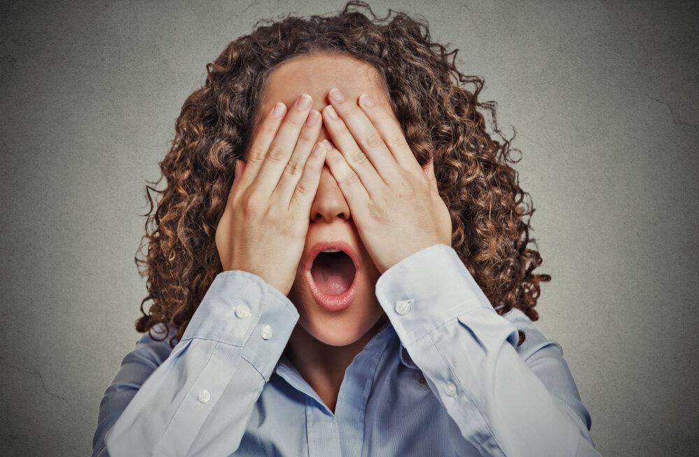 Paanikahäired ja nendest vabanemine: negatiivsel mõtlemisel on drastilised tagajärjed ajule