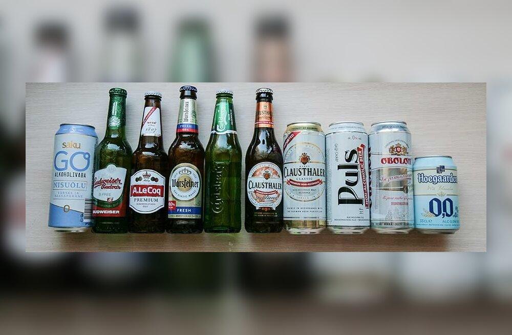 Выбираем лучшее безалкогольное пиво: что больше всего похоже на оригинал?