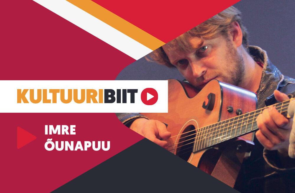 KULTUURIBIIT | Näitleja ja muusiku Imre Õunapuu playlist
