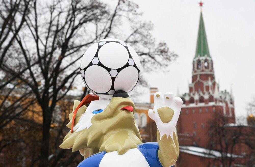 Mascot Zabivaka
