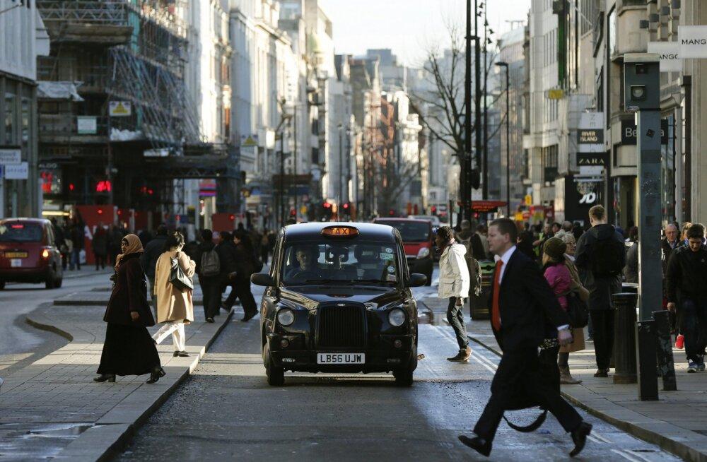 Maailma räpaseima õhuga tänav lüüakse liiklusest puhtaks