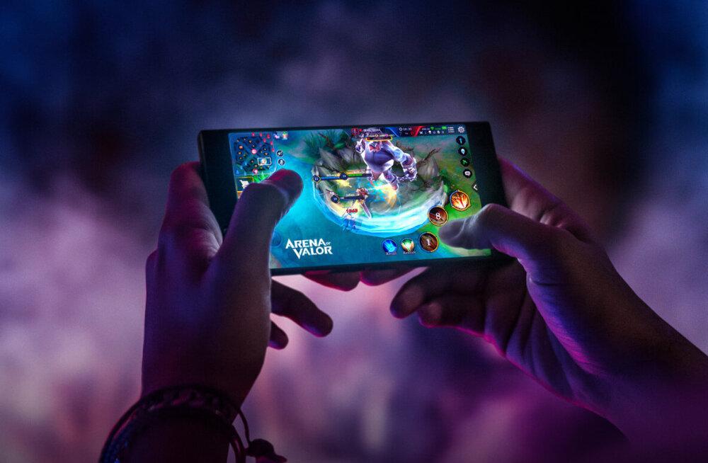 Mänguritelefonid: uus küsitava väärtusega trend nutitelefonide vallas