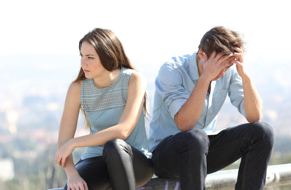 5 kõige tobedamat põhjust lahkuminekuks