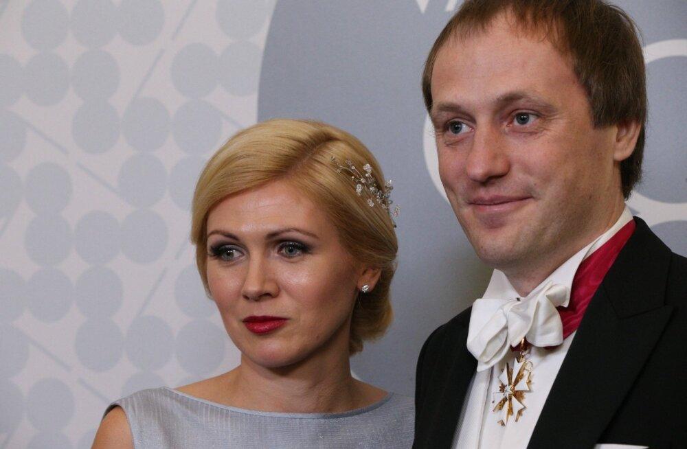 Taavi Kotka ja Kerstin Kõre