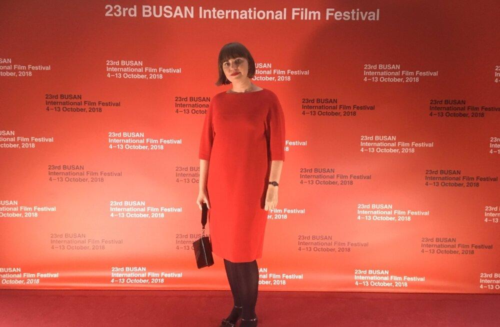 """""""Seltsimees laps"""" noppis Busani filmifestivalil võimsa auhinna"""