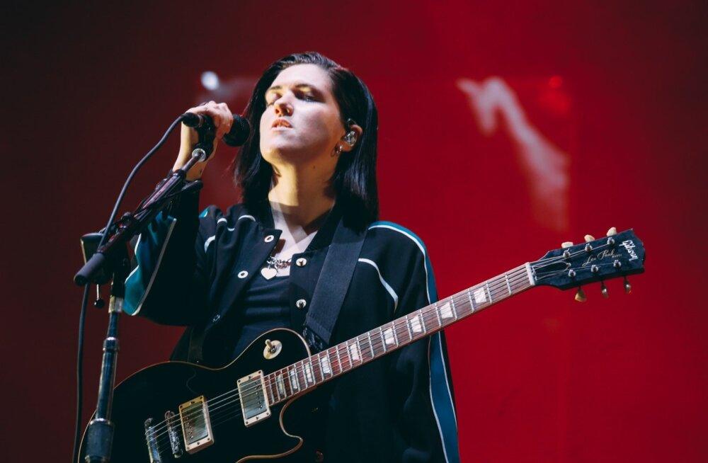 The xx suundus Flow festivalilt Tallinnasse kontserti andma.